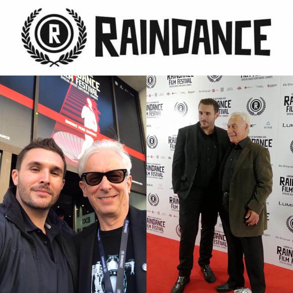 Proud to now be a Raindance Member!