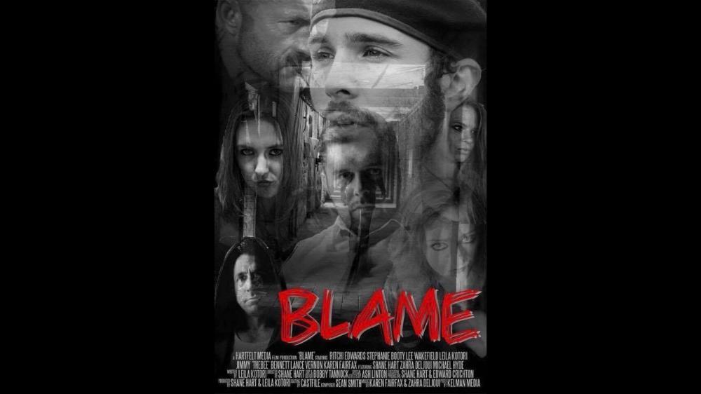 Blame screening