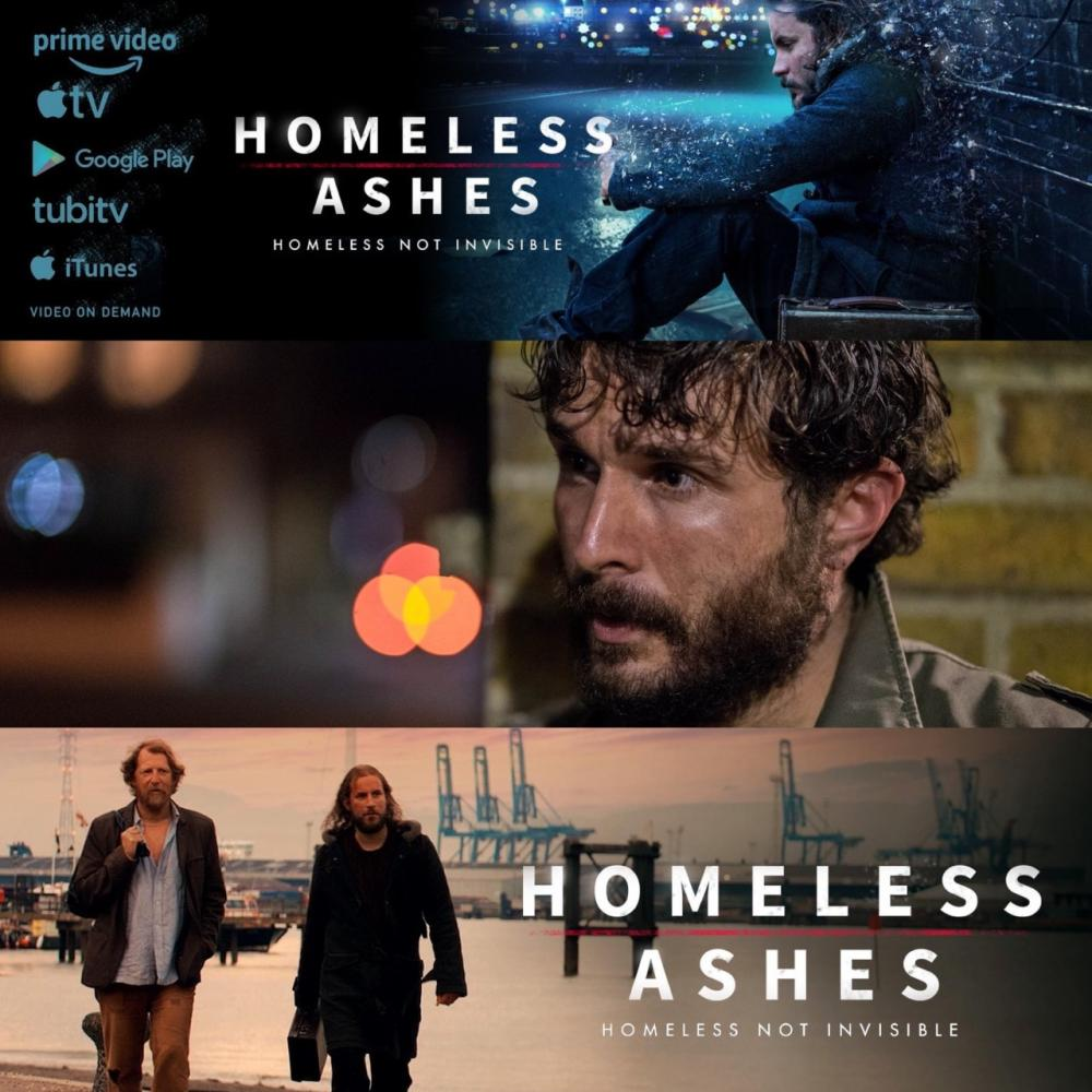 Homeless Ashes is available worldwide in over 68 countries