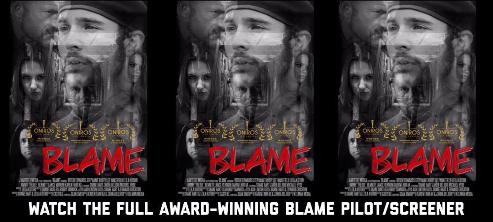 Watch the FULL Blame pilot/screener