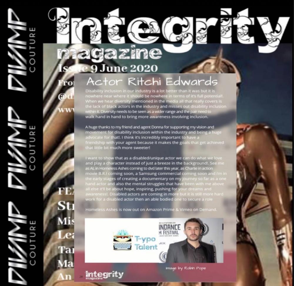 Issue 9 Integrity Magazine