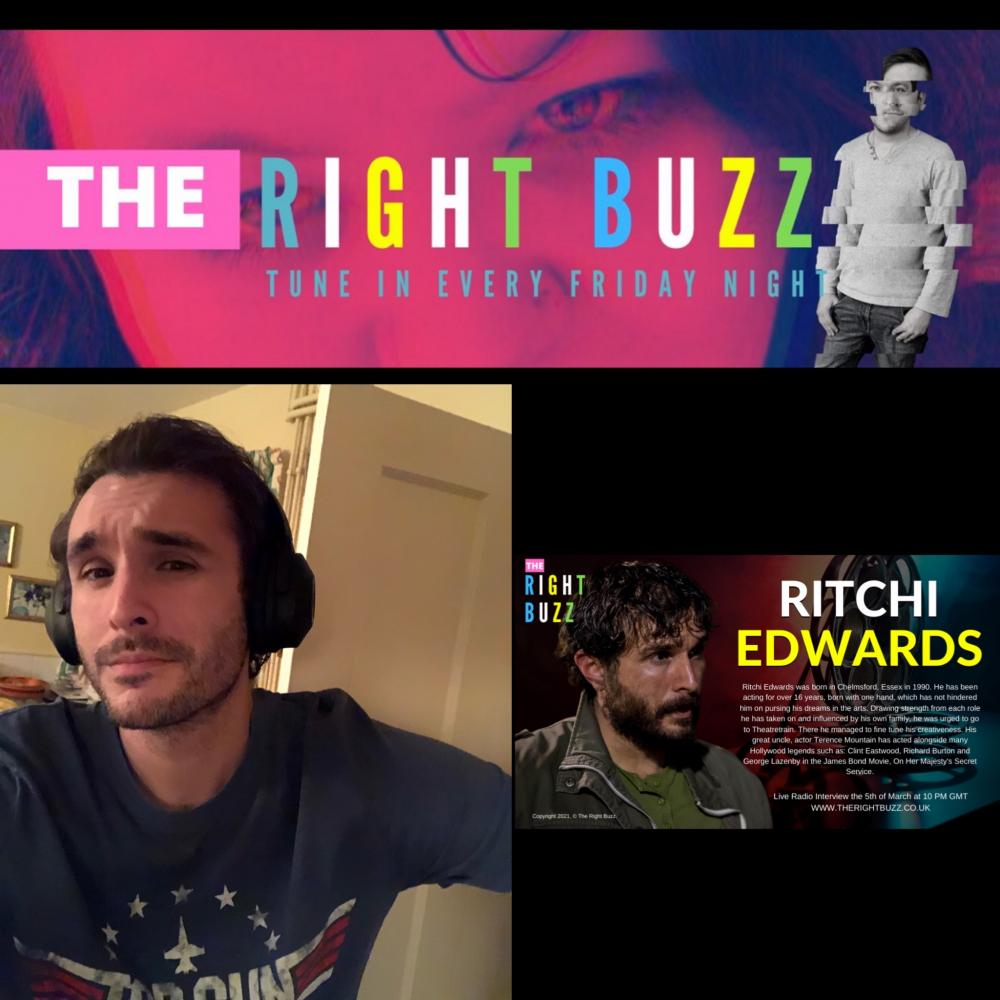 The Right Buzz LIVE Radio Show